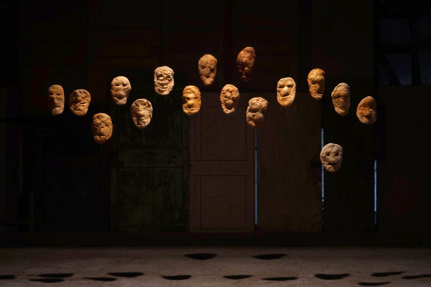 teigmaskentheater; julian jacobs
