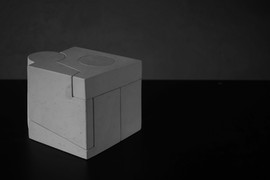 schlossarchitektur nr.6 - julian jacobs - nominierung skulptur designtalente nrw 2018 in köln